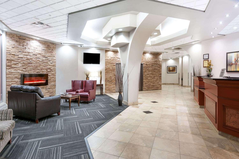 Lobby - Ramada Inn Edmonton South