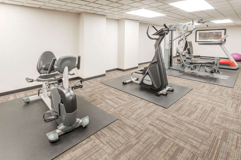 Fitness/ Exercise Room - Ramada Inn Edmonton South