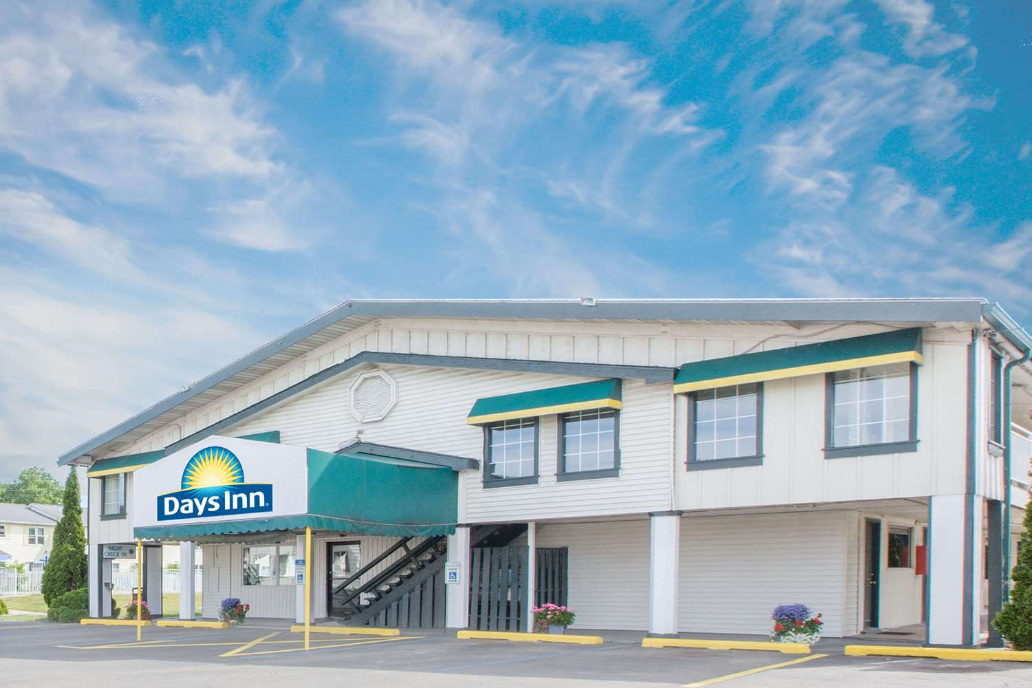 Exterior view - Days Inn Port Huron