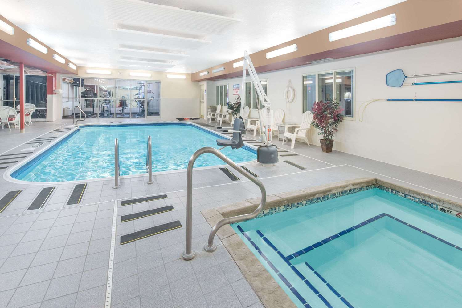Pool - Ramada Limited Hotel Northeast Bismarck