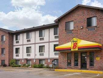 Exterior view - Super 8 Hotel Omaha