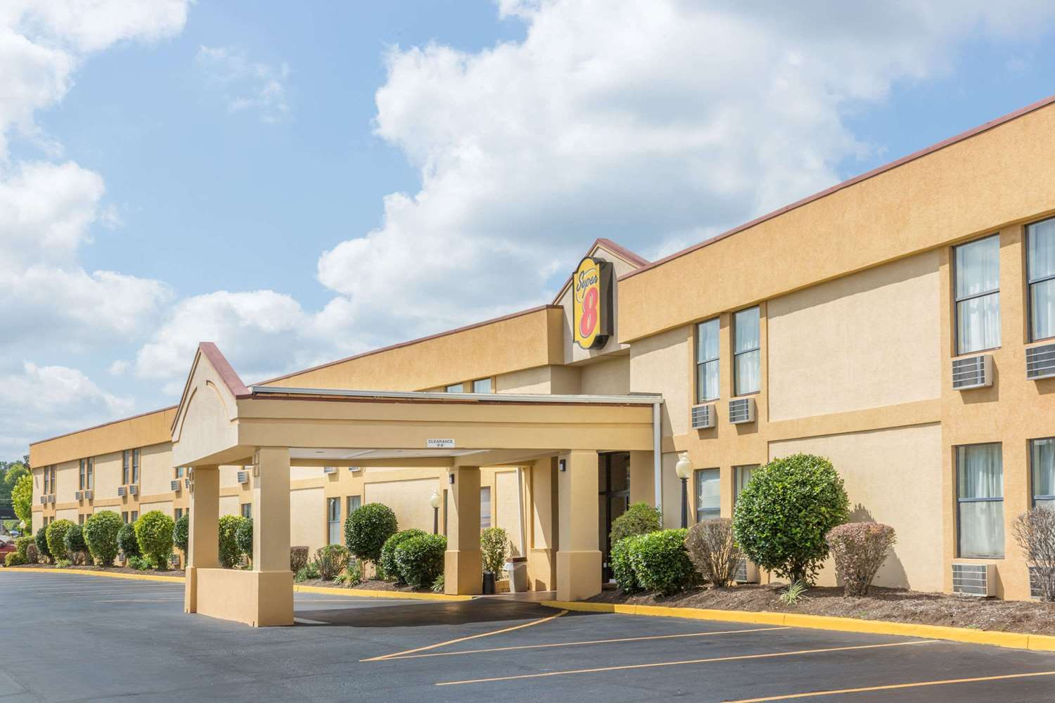 Exterior view - Super 8 Hotel Downtown Knoxville
