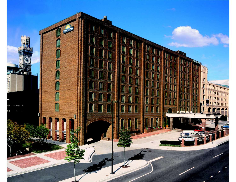Exterior view - Days Inn Camden Yards Baltimore