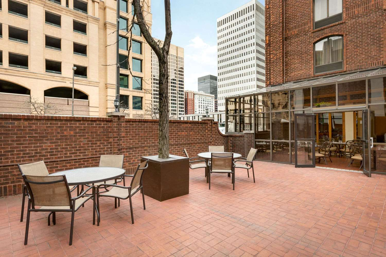 Restaurant - Days Inn Camden Yards Baltimore