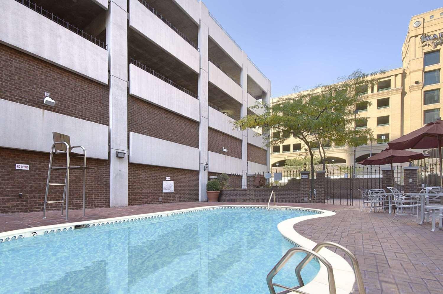 Pool - Days Inn Camden Yards Baltimore