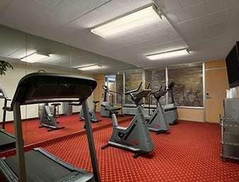 Fitness/ Exercise Room - Days Inn Butler