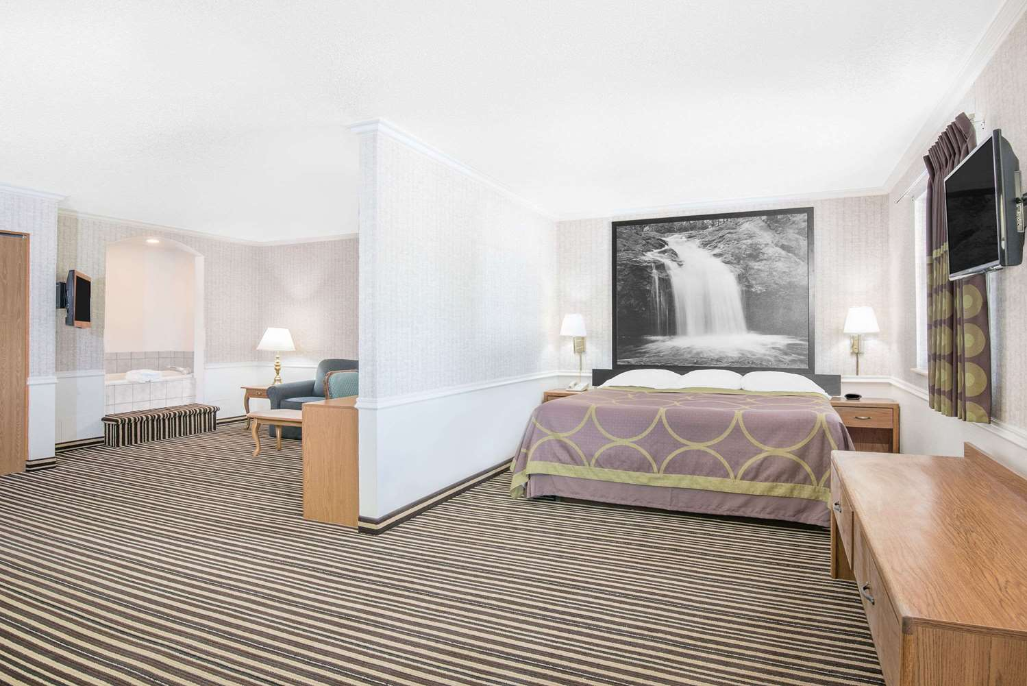 Room - Super 8 Hotel Morris