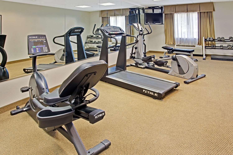 Fitness/ Exercise Room - Days Inn & Suites Laurel