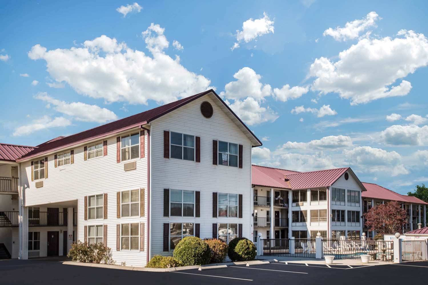 Exterior view - Super 8 Hotel Sevierville