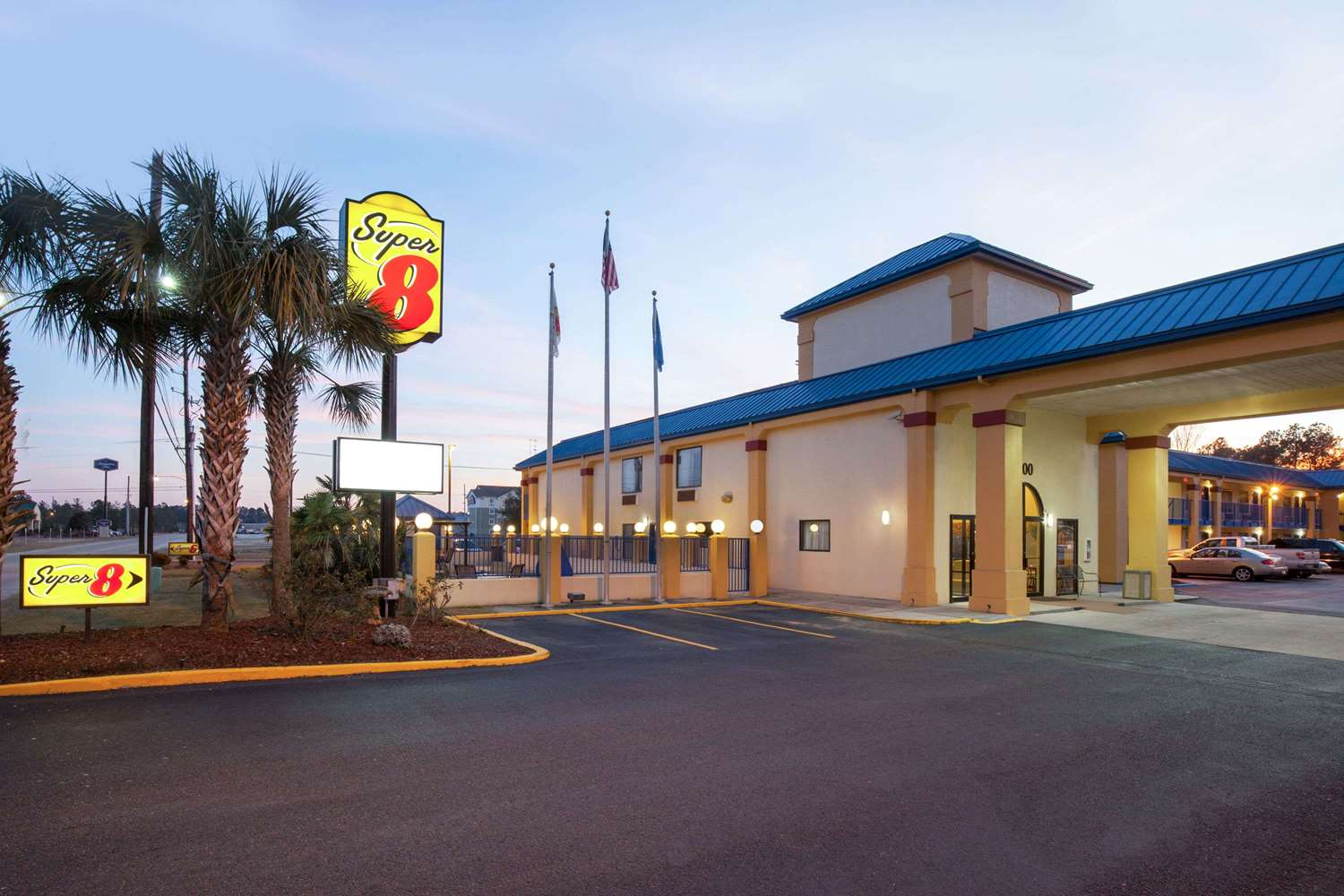 Exterior view - Super 8 Hotel Hammond