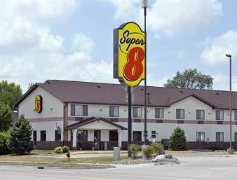 Exterior view - Super 8 Hotel Ankeny
