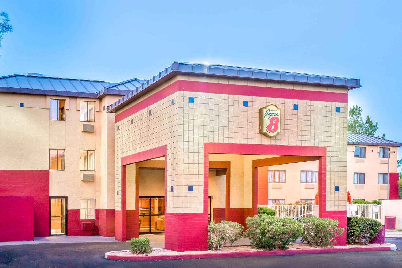 Exterior view - Super 8 Hotel Gilbert Road Mesa