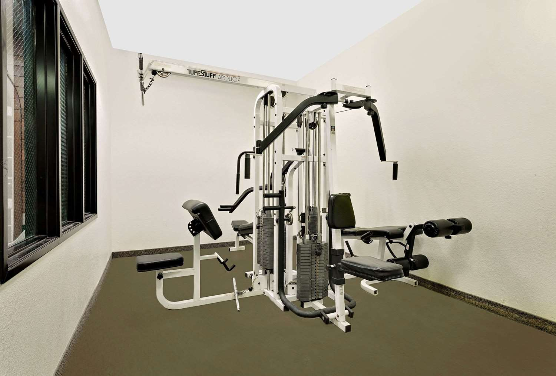 Fitness/ Exercise Room - Super 8 Hotel Battle Mountain