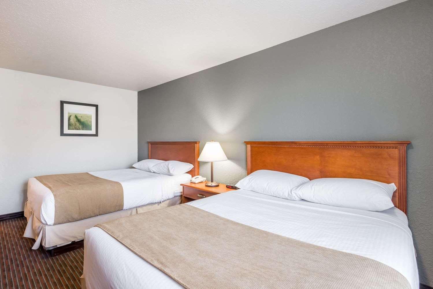 Room - Super 8 Hotel Grande Prairie