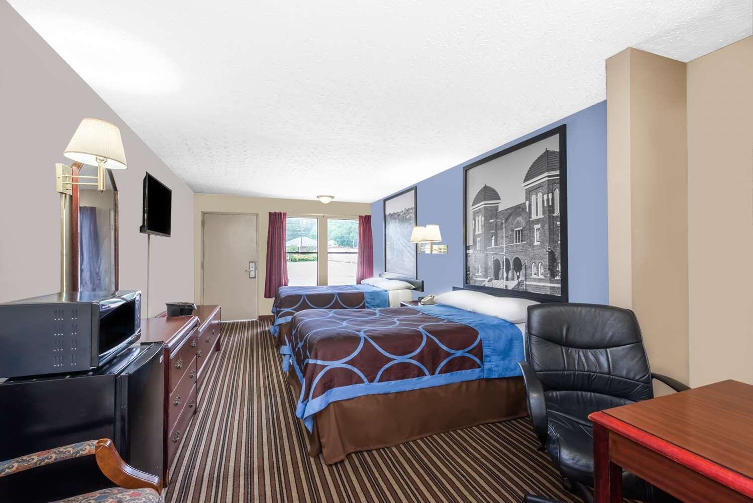 Room - Super 8 Hotel Gadsden