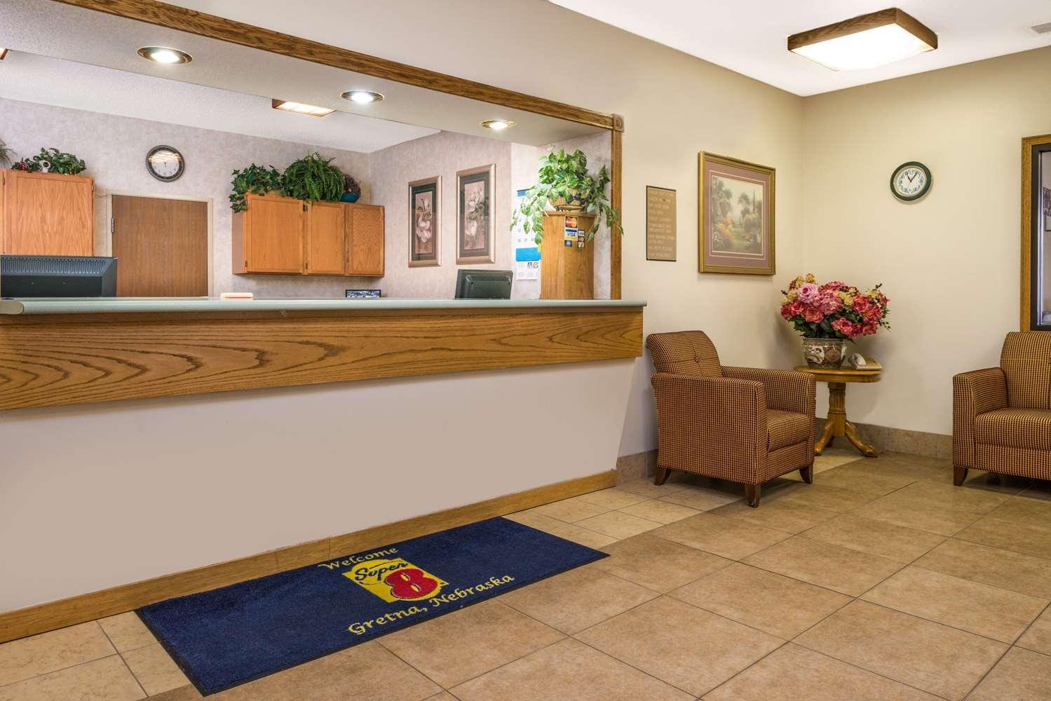 Lobby - Super 8 Hotel Gretna