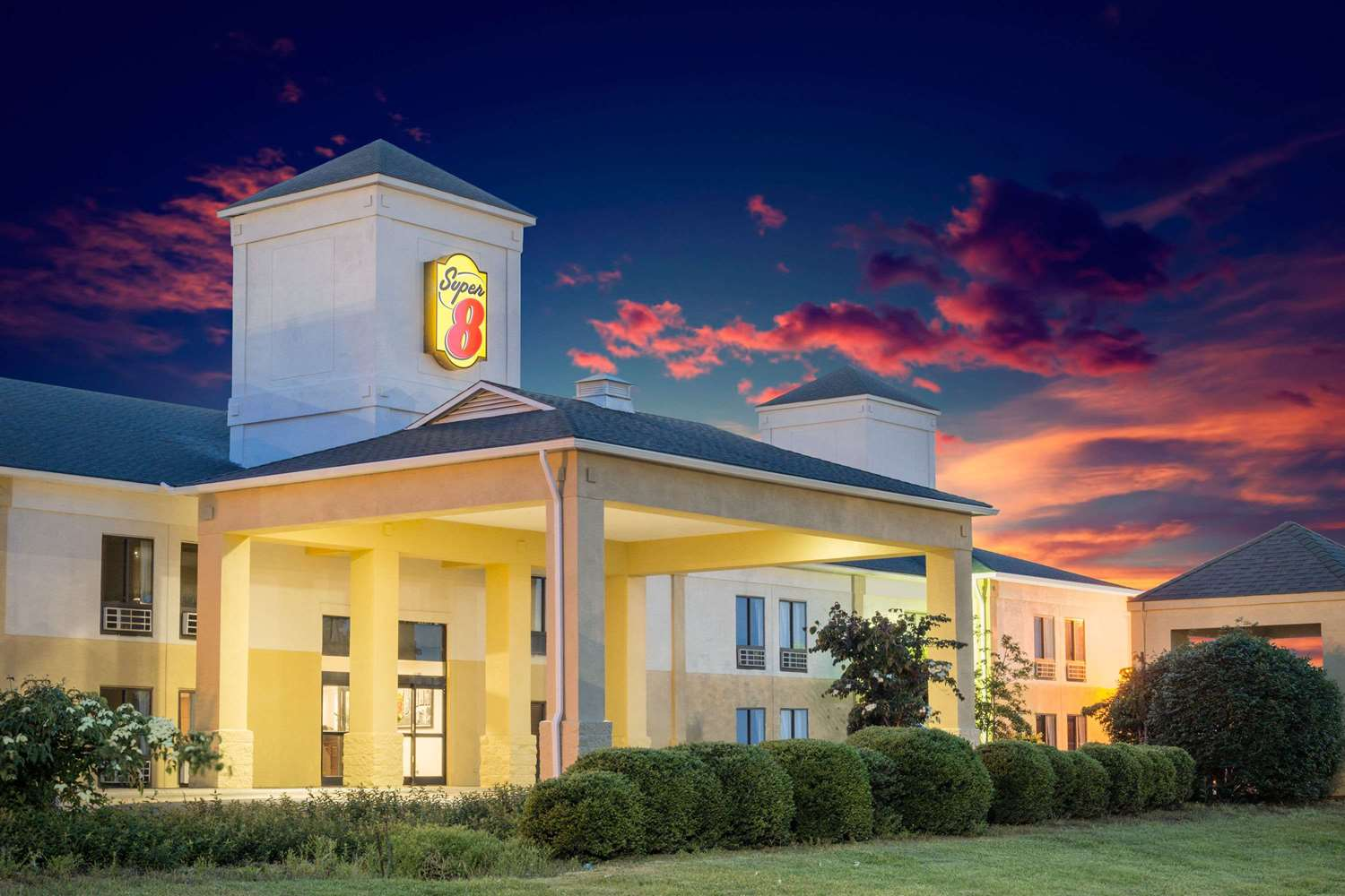 Exterior View Super 8 Hotel Clemmons