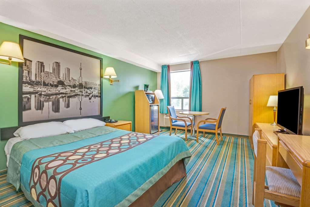 1 King Bed Room