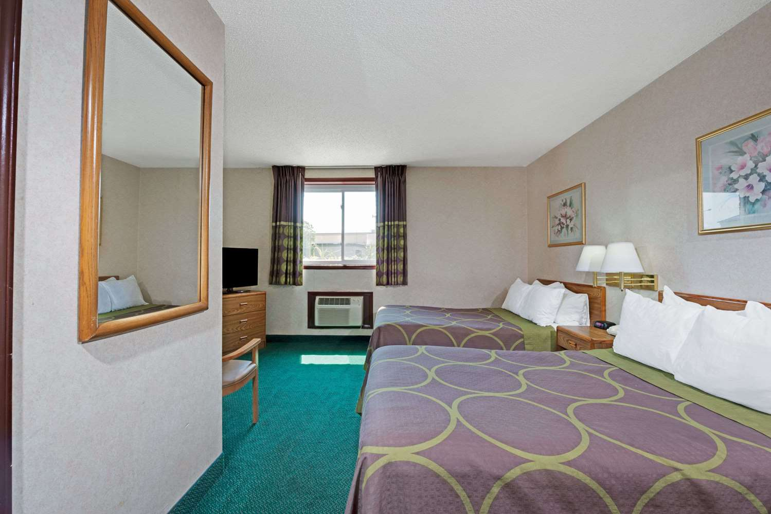Room - Super 8 Hotel Kenmore