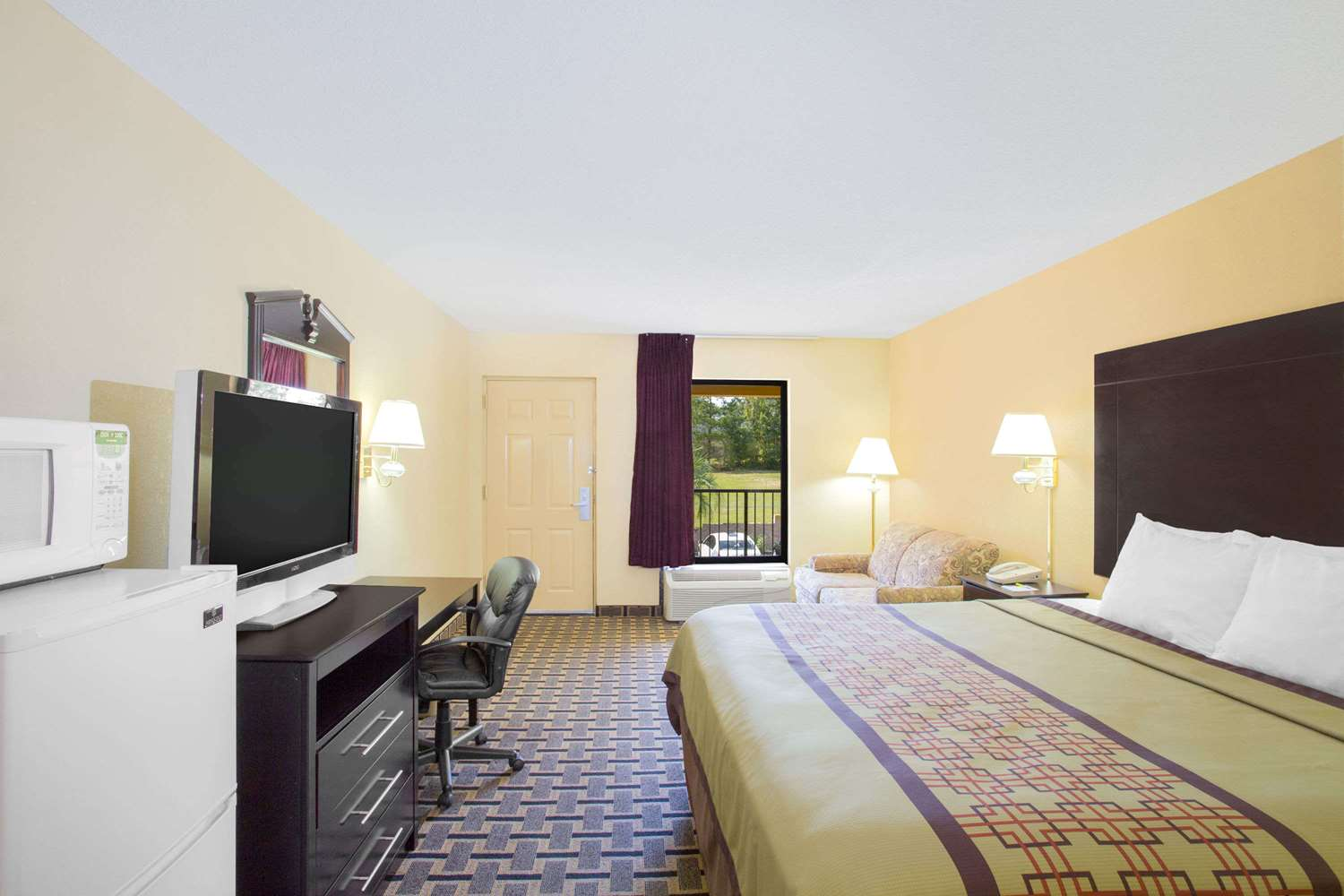 Room - Days Inn Andalusia