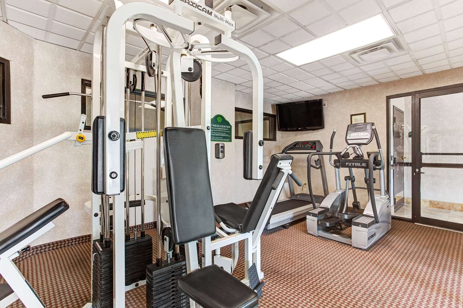 Fitness/ Exercise Room - Wingate by Wyndham Hotel Tampa