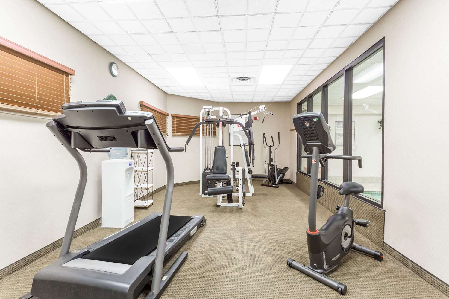 Fitness/ Exercise Room - Wingate by Wyndham Hotel Greenville