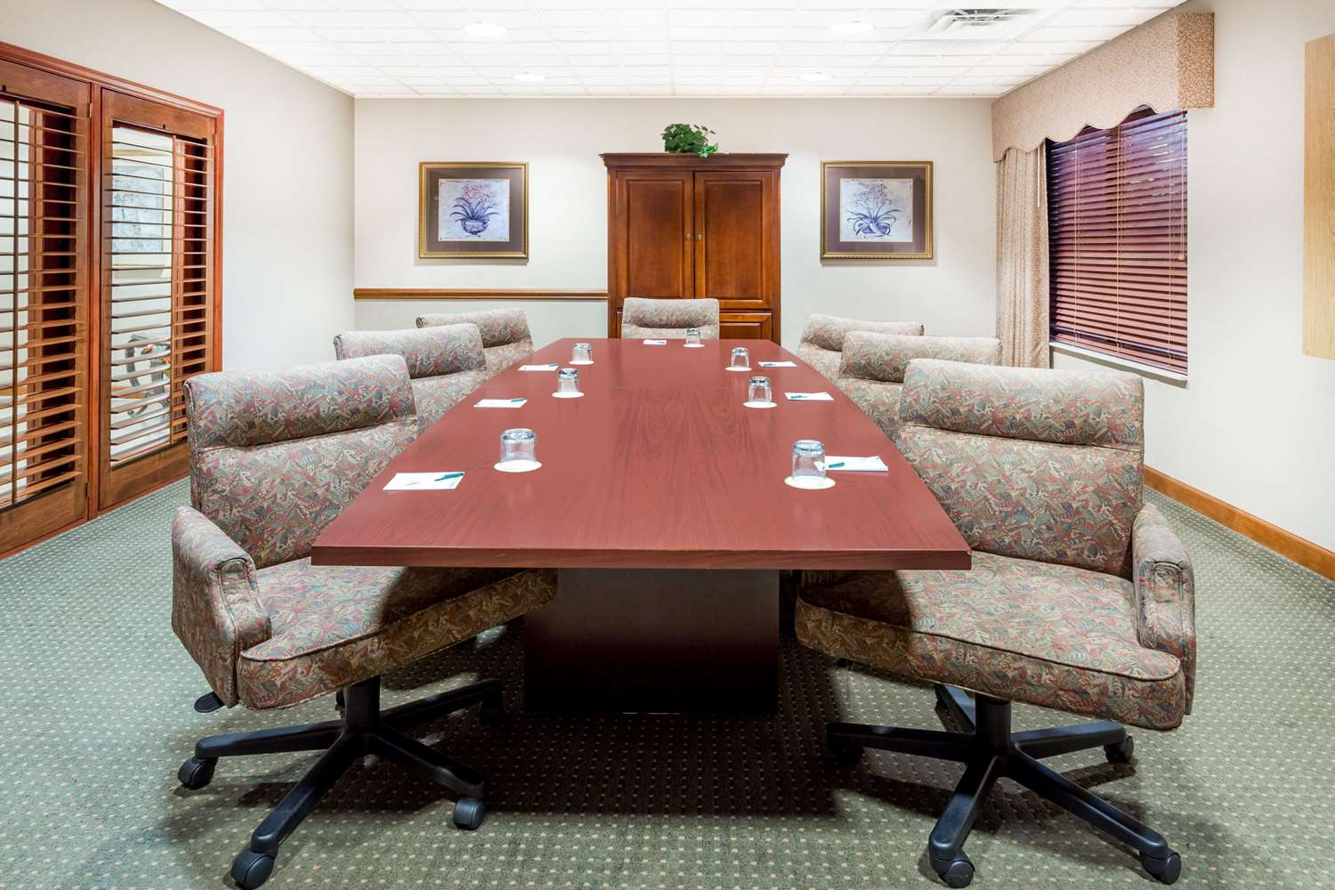 Meeting Facilities - Wingate by Wyndham Hotel Greenville