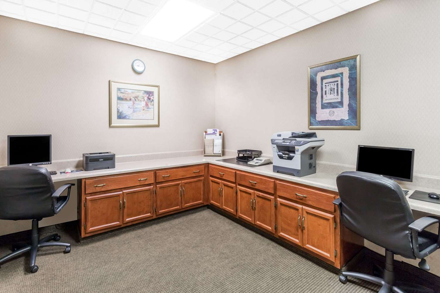 Conference Area - Wingate by Wyndham Hotel Greenville