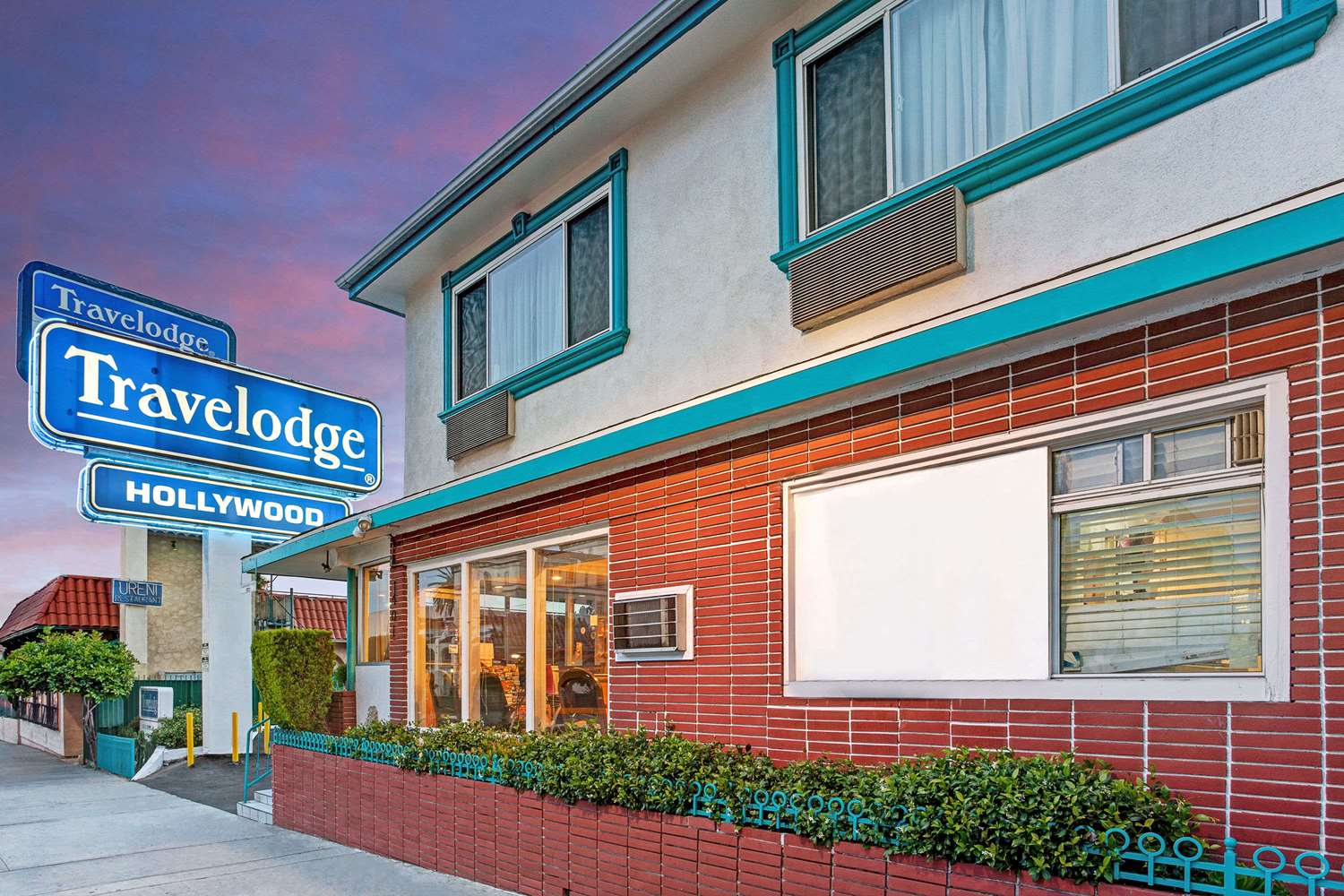 Exterior view - Travelodge Hollywood