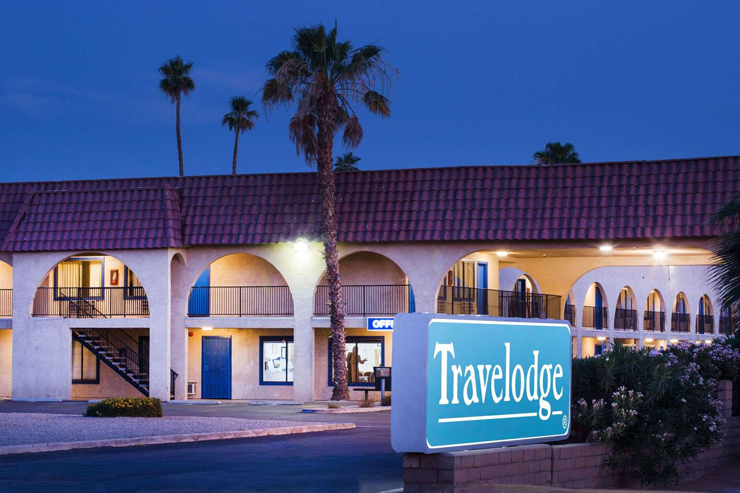 Exterior view - Travelodge Indio