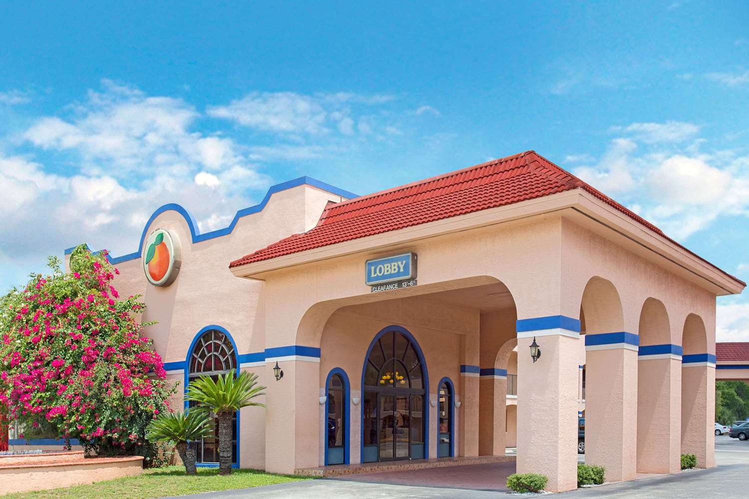 Exterior view - Travelodge Suites East Gate Orange Kissimmee