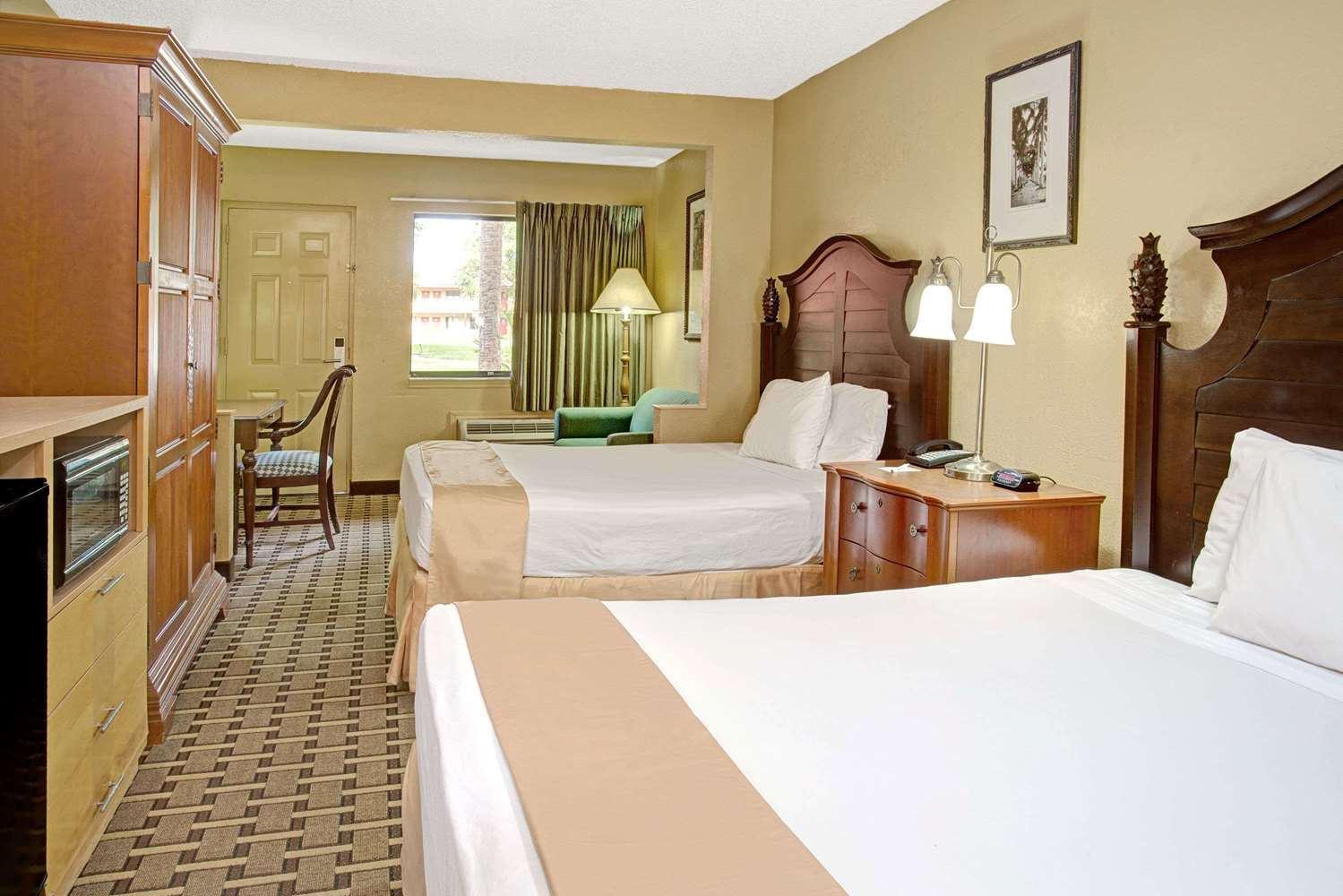 Suite - Travelodge Suites East Gate Orange Kissimmee