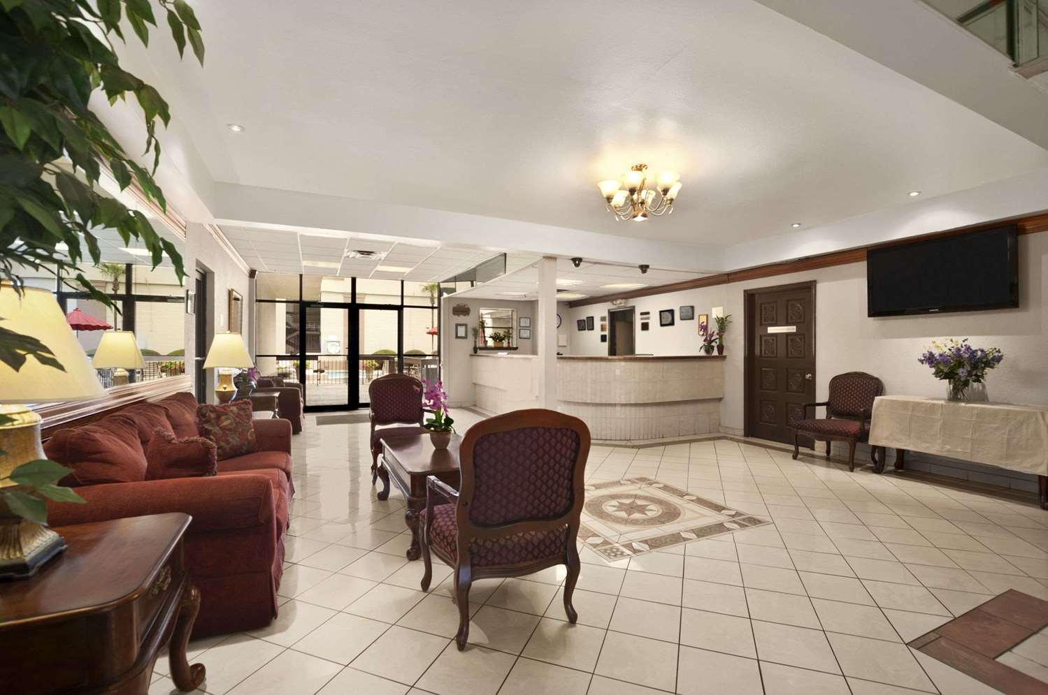 Lobby - Travelodge Harvey