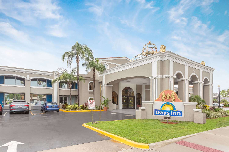 Exterior view - Days Inn Universal Studios South Orlando