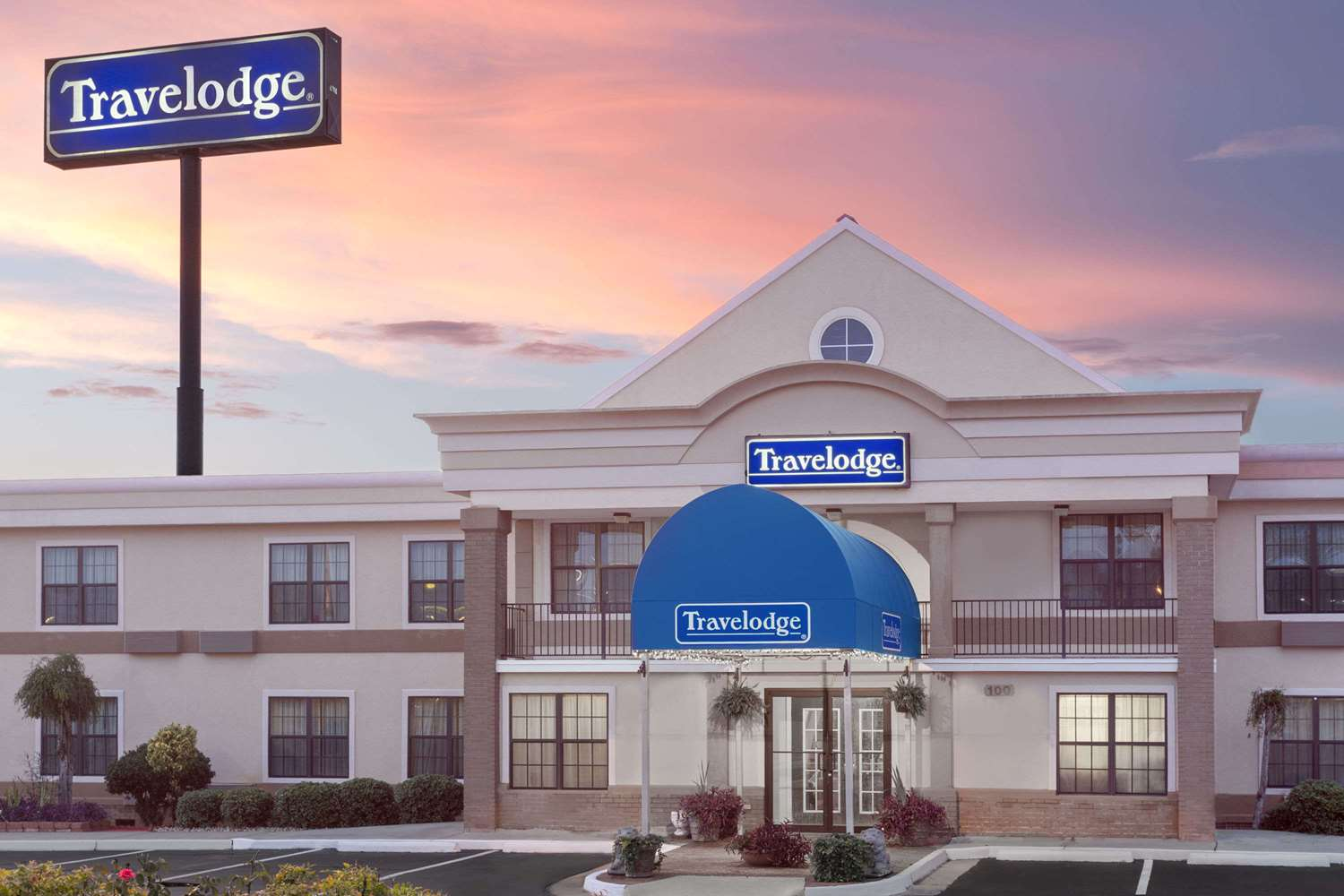 Exterior view - Travelodge Perry