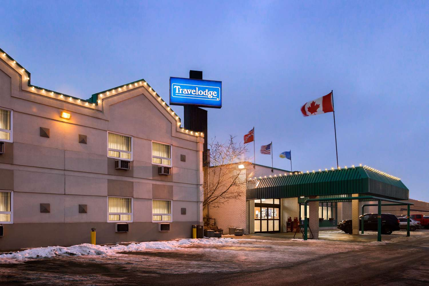 Exterior view - Travelodge East Winnipeg