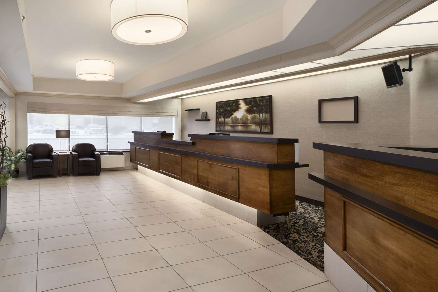Lobby - Days Inn & Suites Sault Ste Marie