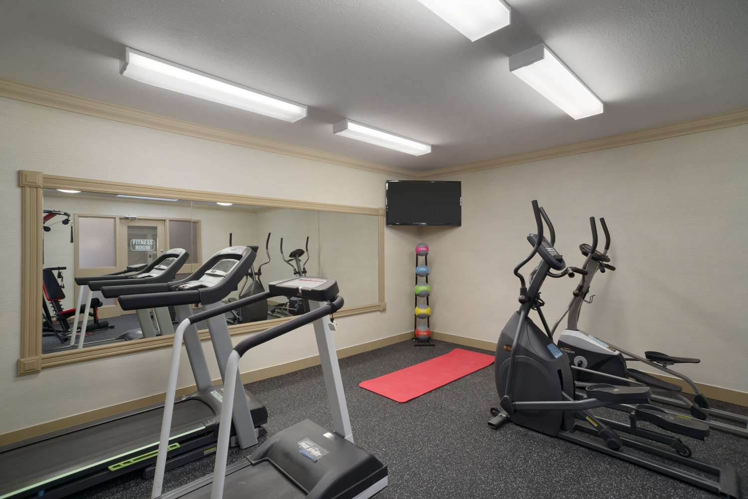 Fitness/ Exercise Room - Days Inn & Suites Sault Ste Marie
