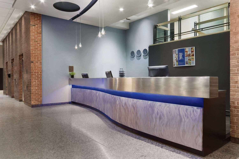Lobby - Travelodge Centre Hotel Montreal