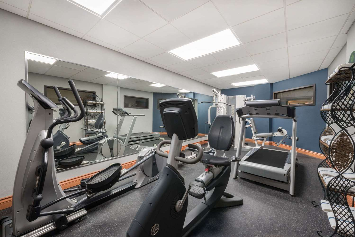 Fitness/ Exercise Room - Wingate by Wyndham Hotel Longview