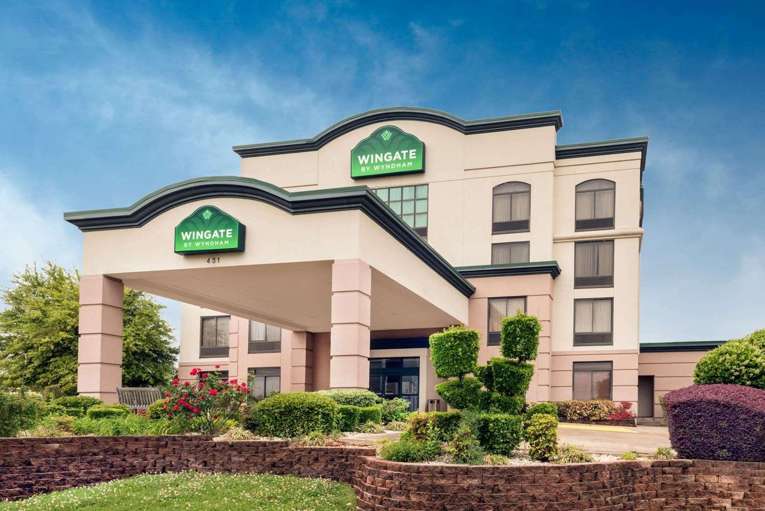 Exterior view - Wingate by Wyndham Hotel Longview
