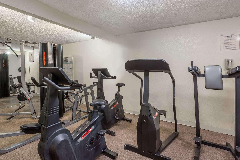 Fitness/ Exercise Room - Ramada Inn Gateway Kissimmee