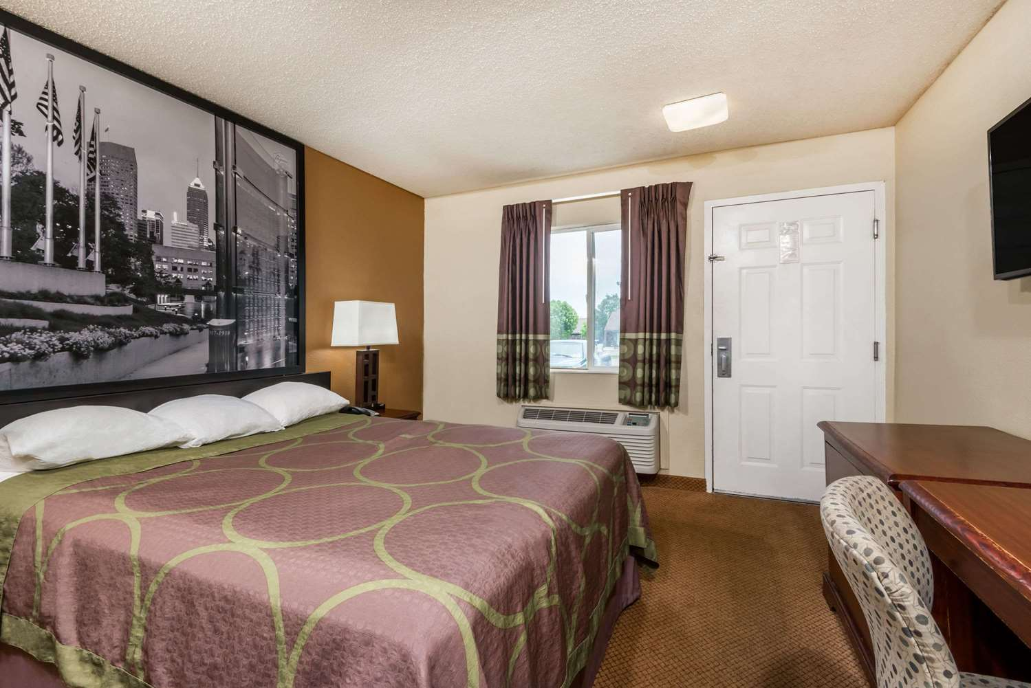 Super 8 Hotel Northeast Castleton Indianapolis In See