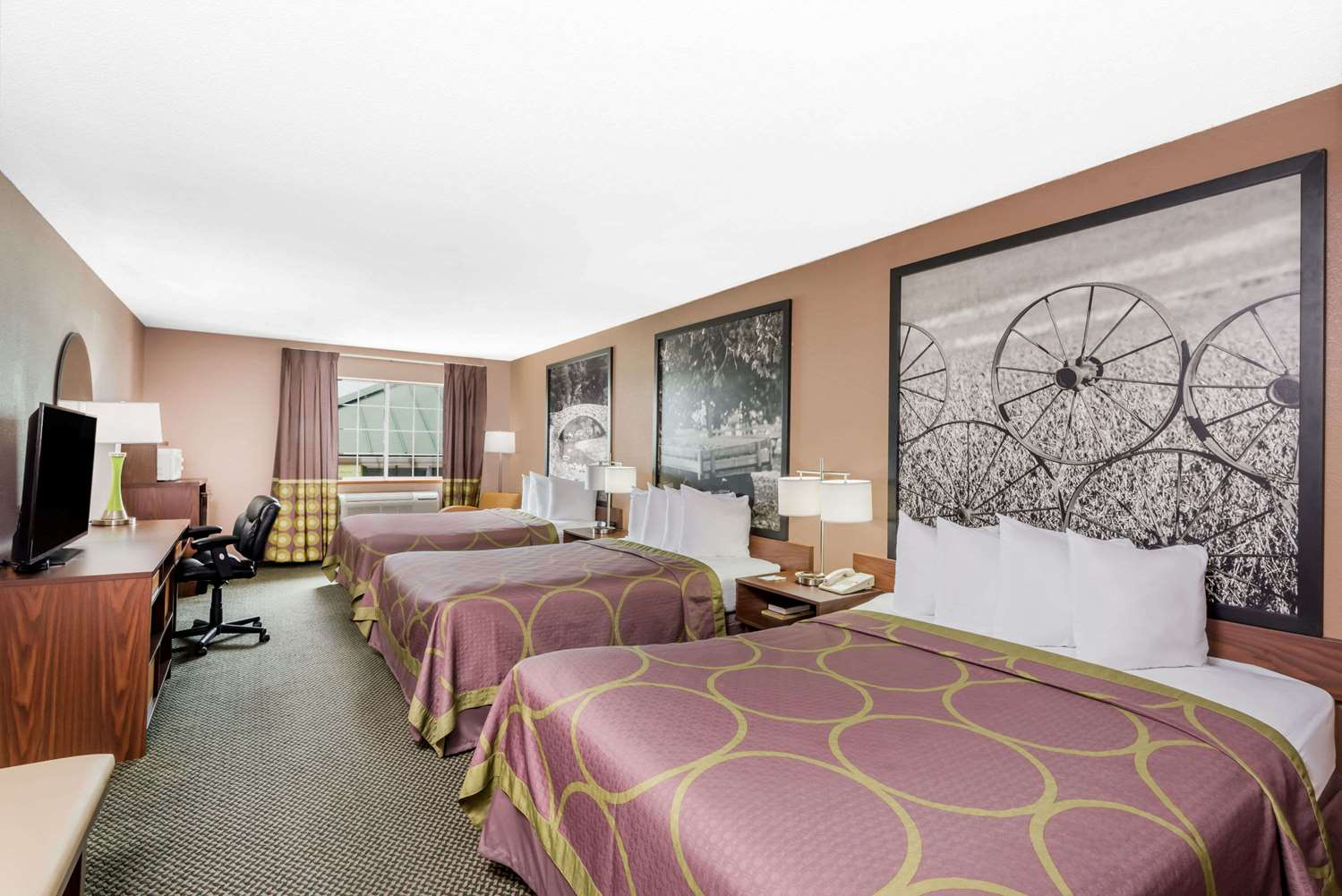 Suite Super 8 Hotel Winfield
