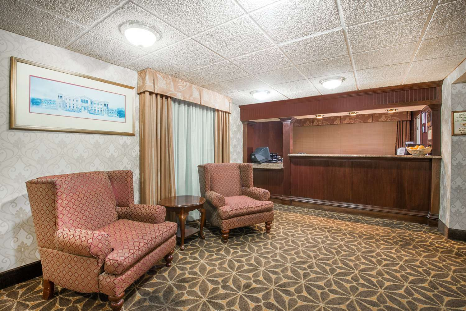 Lobby - Super 8 Hotel Erie