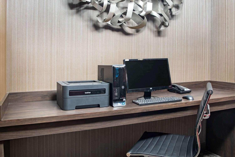 Conference Area - Ramada Limited Hotel Alpharetta
