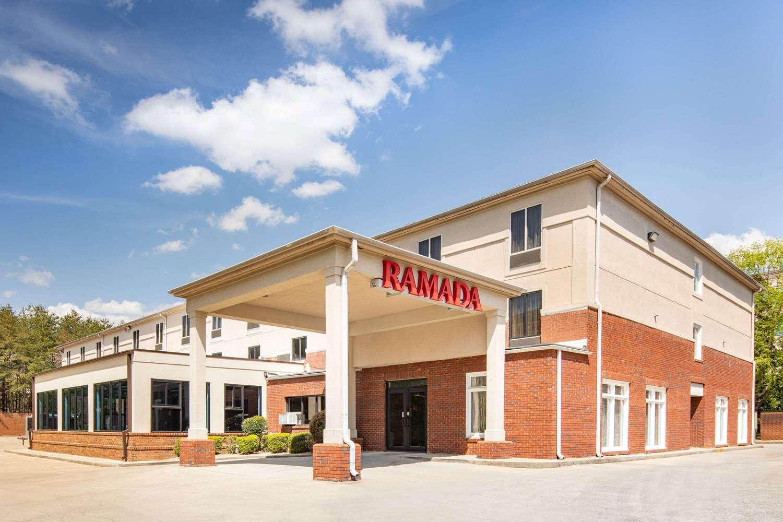 Exterior view - Ramada Limited Hotel Alpharetta