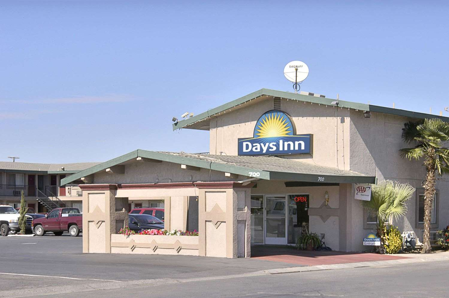 Exterior view - Days Inn Yuba City