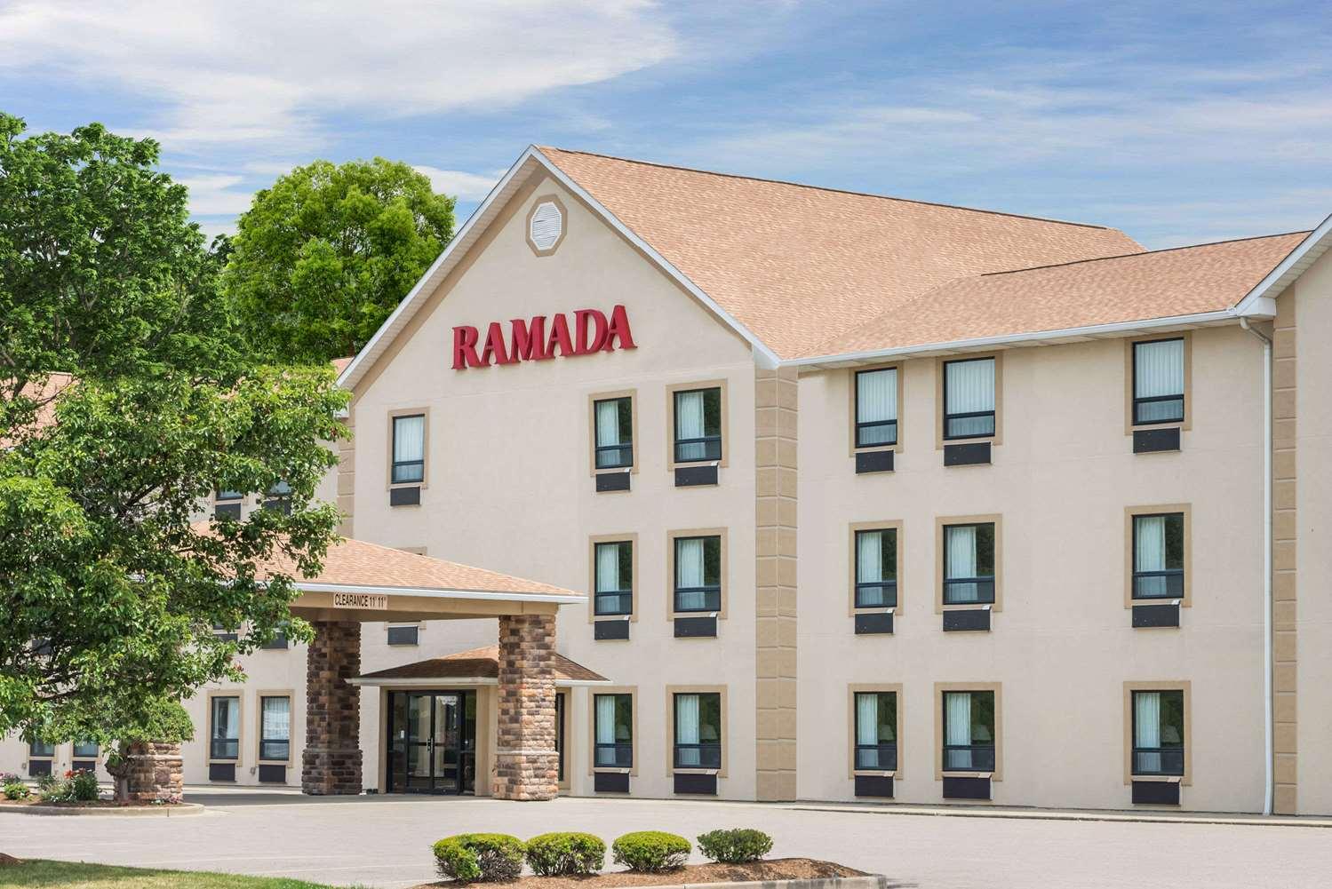 Exterior view - Ramada Limited Hotel Strasburg