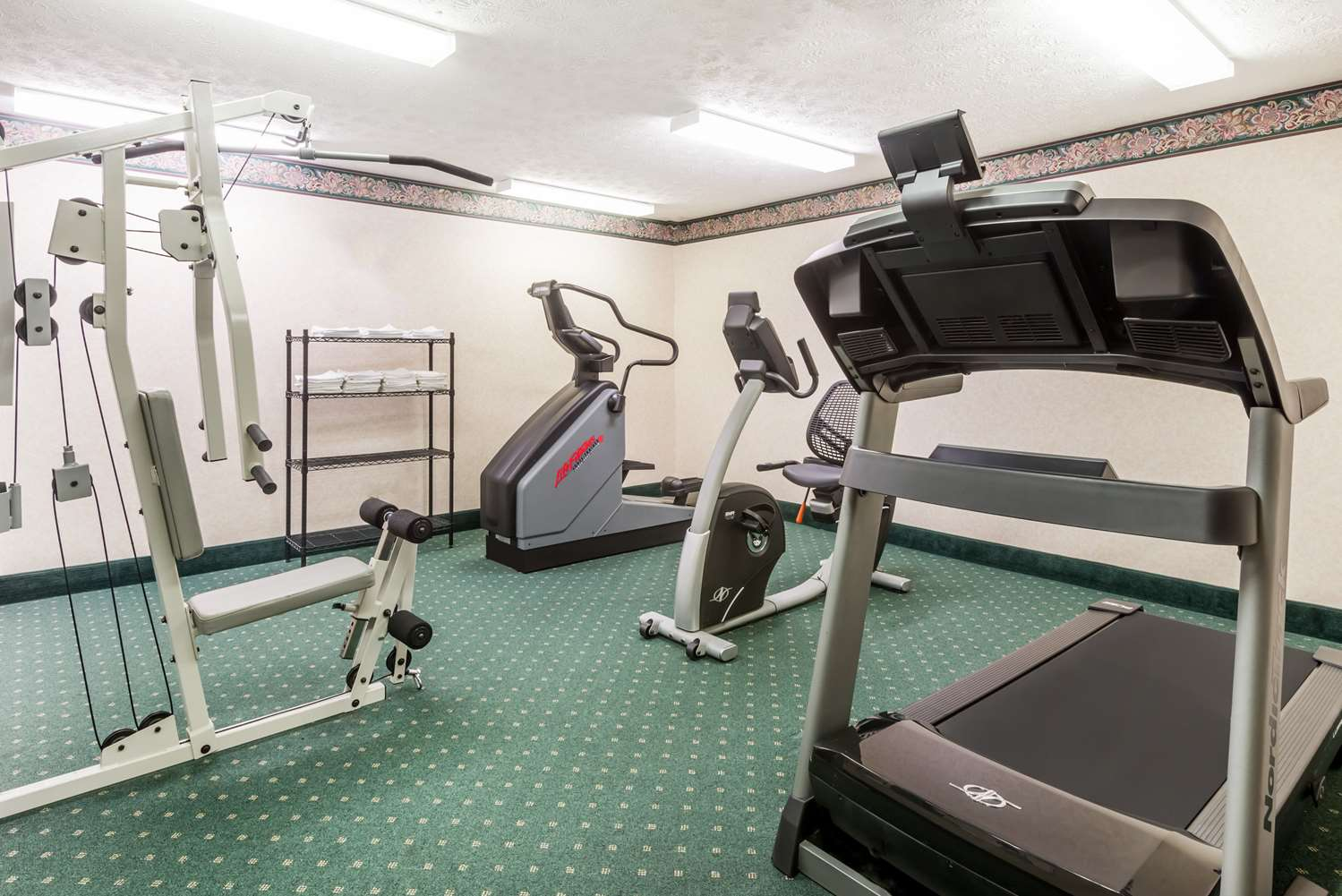 Fitness/ Exercise Room - Ramada Limited Hotel Strasburg